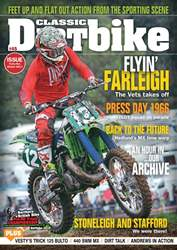 Classic Dirt Bike issue Issue 45