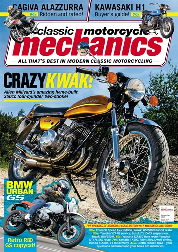Classic Motorcycle Mechanics Digital Issue