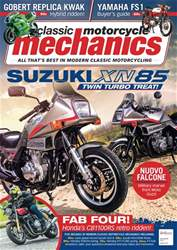 Classic Motorcycle Mechanics issue December 2017