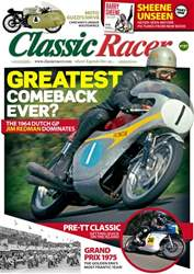 Classic Racer issue September / October 2017