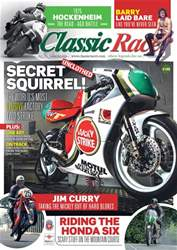 Classic Racer issue November / December 2017