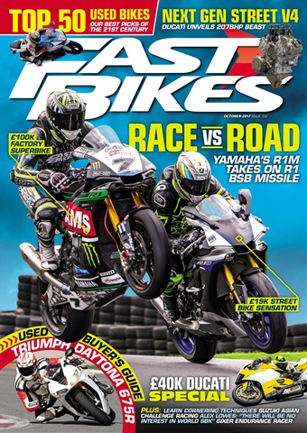Fast Bikes issue Issue 332