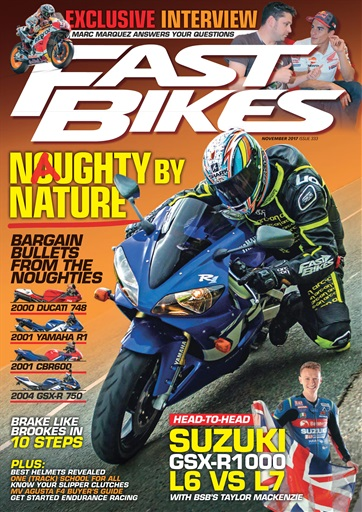 Fast Bikes Digital Issue