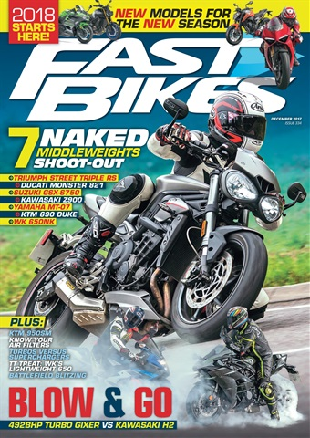 Fast Bikes issue Issue 334