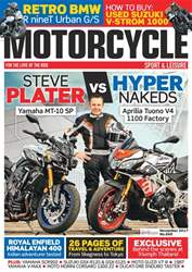 Motorcycle Sport & Leisure issue November 2017