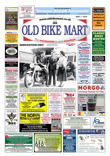 Old Bike Mart Preview