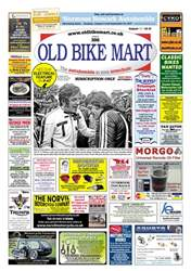 Old Bike Mart issue August 2017