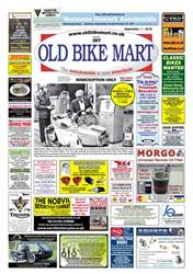 Old Bike Mart issue September 2017