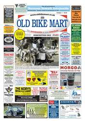 Old Bike Mart issue October 2017