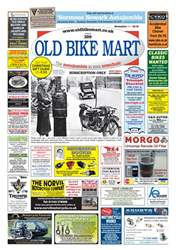 Old Bike Mart issue November 2017
