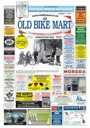 Old Bike Mart issue December 2017