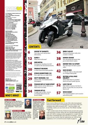 twist and go magazine pdf