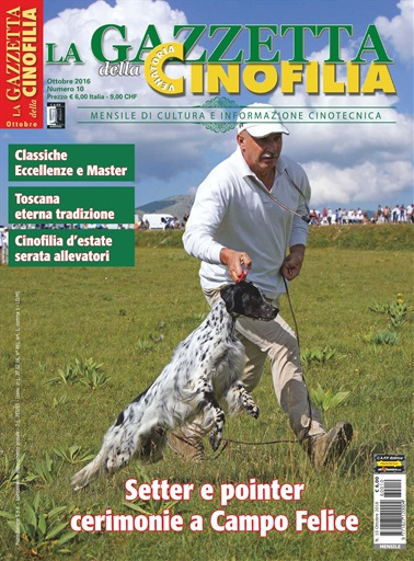 La Gazzetta Della Cinofilia Venatoria Preview