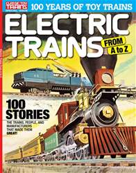 Electric Trains A-Z issue Electric Trains A-Z