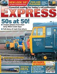 Rail Express issue October 2017