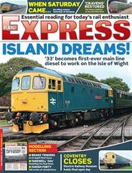 Rail Express issue November 2017