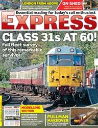 Rail Express issue December 2017
