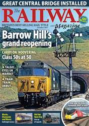 Railway Magazine issue October 2017