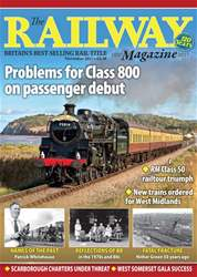 Railway Magazine issue November 2017