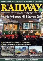 Railway Magazine issue December 2017