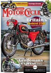 The Classic MotorCycle issue October 2017