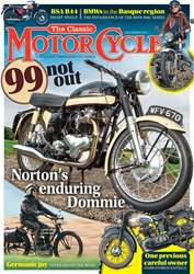 The Classic MotorCycle issue December 2017