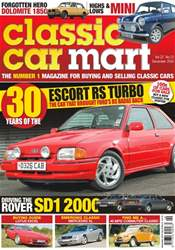 Vol.22 No.13 - 50 Years of the Escort RS Turbo issue Vol.22 No.13 - 50 Years of the Escort RS Turbo