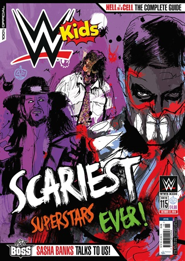 WWE Kids Preview