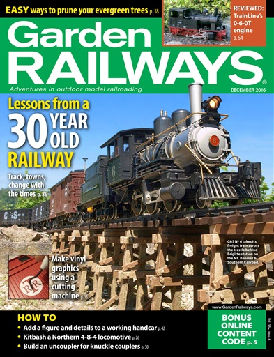 Garden Railways Digital Issue