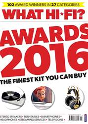 Awards 2016 issue Awards 2016