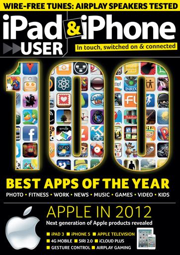 iPad and iPhone User Magazine - Issue 57 Subscriptions
