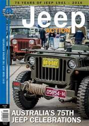 Jeep Action Magazine Cover