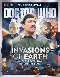 The Essential Doctor Who:  Invasions of Earth issue The Essential Doctor Who:  Invasions of Earth