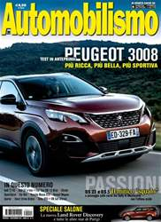 Automobilismo 11 2016 issue Automobilismo 11 2016