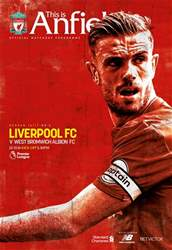 Liverpool v West Bromwich Albion 201617 issue Liverpool v West Bromwich Albion 201617