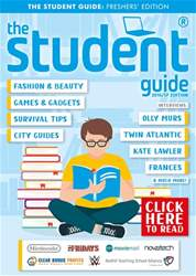 The Student Guide 2016-17 issue The Student Guide 2016-17