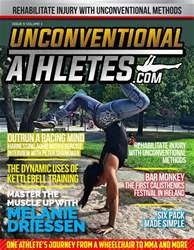 Unconventional Athletes Magazine Magazine Cover
