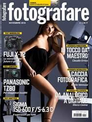 FOTOGRAFARE Magazine Cover