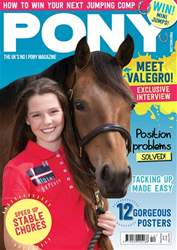 PONY magazine – December 2016 issue PONY magazine – December 2016