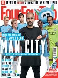 Four Four Two Magazine Cover