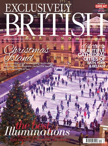 Exclusively British Preview
