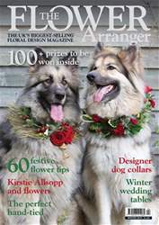 The Flower Arranger Magazine Cover