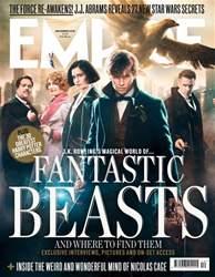 Empire Magazine Cover