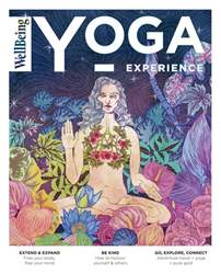 WellBeing Yoga Experience issue WellBeing Yoga Experience