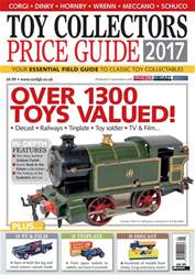 Toy Collectors Price Guide issue 2017 issue