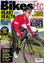 Bikes Etc Magazine Cover