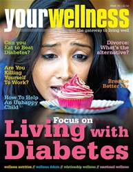 Living with Diabetes issue Living with Diabetes
