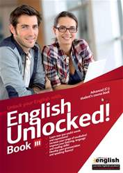 English Unlocked! Advanced (C1) book III issue English Unlocked! Advanced (C1) book III