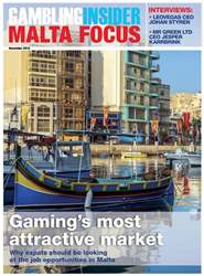 Malta Focus - November issue Malta Focus - November