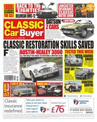 Mo. 355 Classic Restoration Skills Saved issue Mo. 355 Classic Restoration Skills Saved